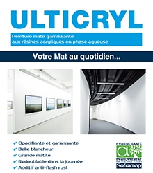 HERE IS OUR NEW ULTICRYL